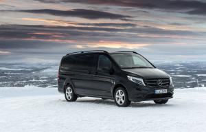 Mercedes-Benz Vito Tourer Select 4x4 2015 года
