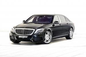 Mercedes-Maybach S500 by Brabus 2015 года