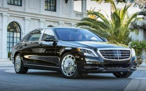 Mercedes-Maybach S600 2015 года