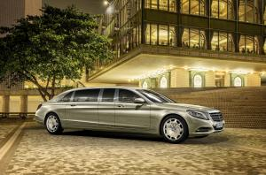 2015 Mercedes-Maybach S600 Pullman