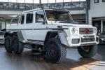 Mercedes-Benz B63S 700 6x6 by Brabus 2015 года