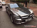 Mercedes Benz CLS350 by Impressive Wrap 2016 года