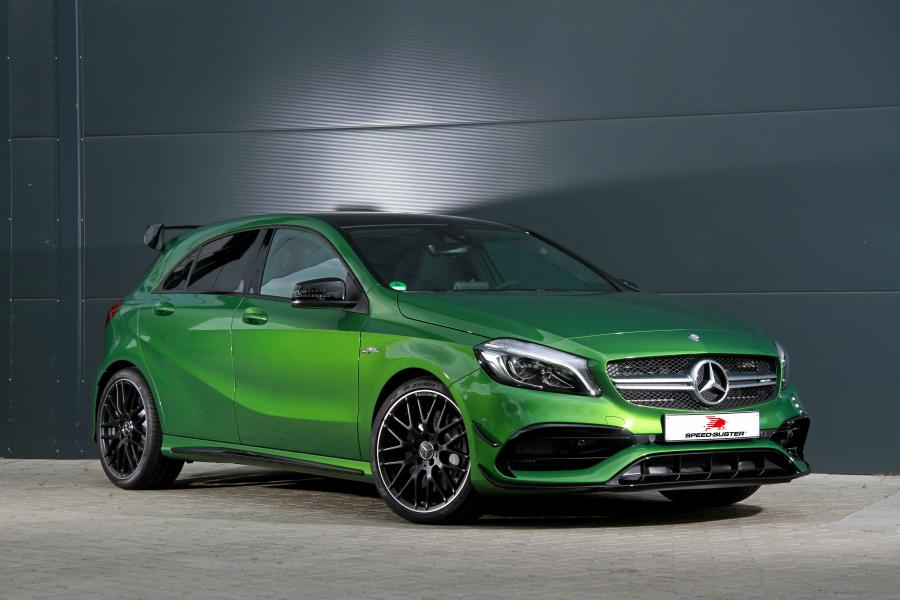 Mercedes-AMG A45 4Matic by Speed-Buster