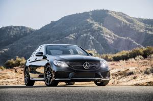 Mercedes-AMG C43 4Matic 2016 года (NA)