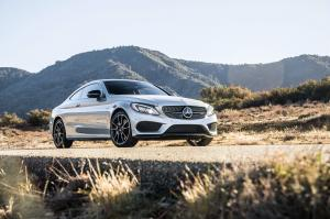 Mercedes-AMG C43 4Matic Coupe 2016 года (NA)