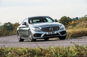 2016 Mercedes-AMG C43 4Matic Coupe