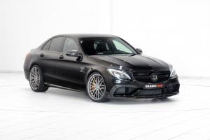 Mercedes-AMG C63 S 650 by Brabus 2016 года