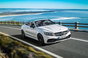 2016 Mercedes-AMG C63 S Cabriolet