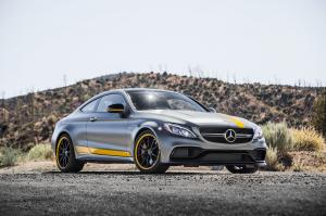 2016 Mercedes-AMG C63 S Coupe Edition #1