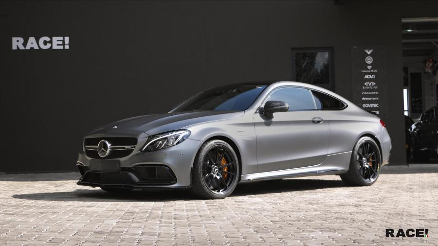 Mercedes-AMG C63 S Coupe Edition #1 by RACE!