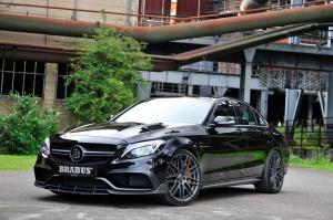 Mercedes-AMG C63 S by Brabus 2016 года