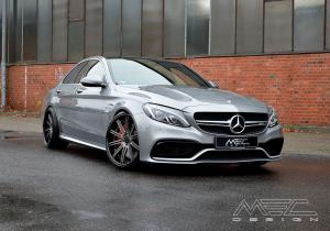 2016 Mercedes-AMG C63 S by MEC Design (CCd10)