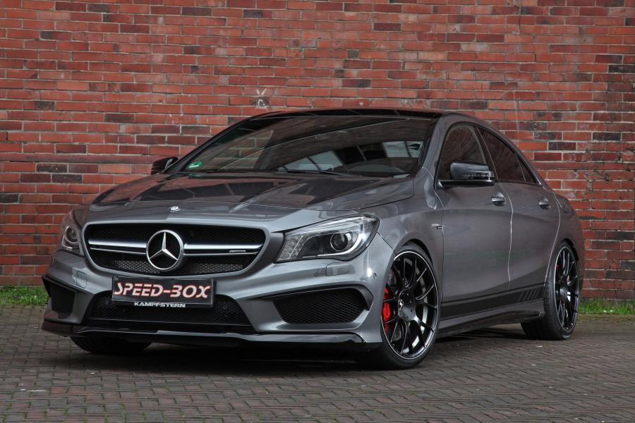 Mercedes-AMG CLA45 Speed-30X by Schmidt Revolution