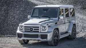 Mercedes-AMG G63 SHAHIN Bi-Color by FAB Design 2016 года