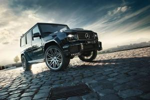 Mercedes-AMG G63 by BreMotion 2016 года