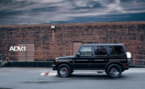 2016 Mercedes-AMG G63 by Designo Auto House on ADV.1 Wheels (ADV10R MV2 CS)