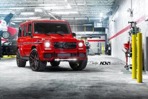 2016 Mercedes-AMG G63 by Prestige Imports on ADV.1 Wheels (ADV7 MV.1)
