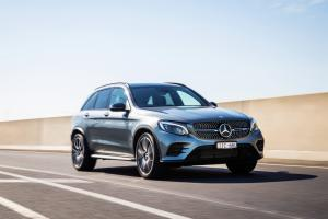 Mercedes-AMG GLC43 4Matic 2016 года (AU)