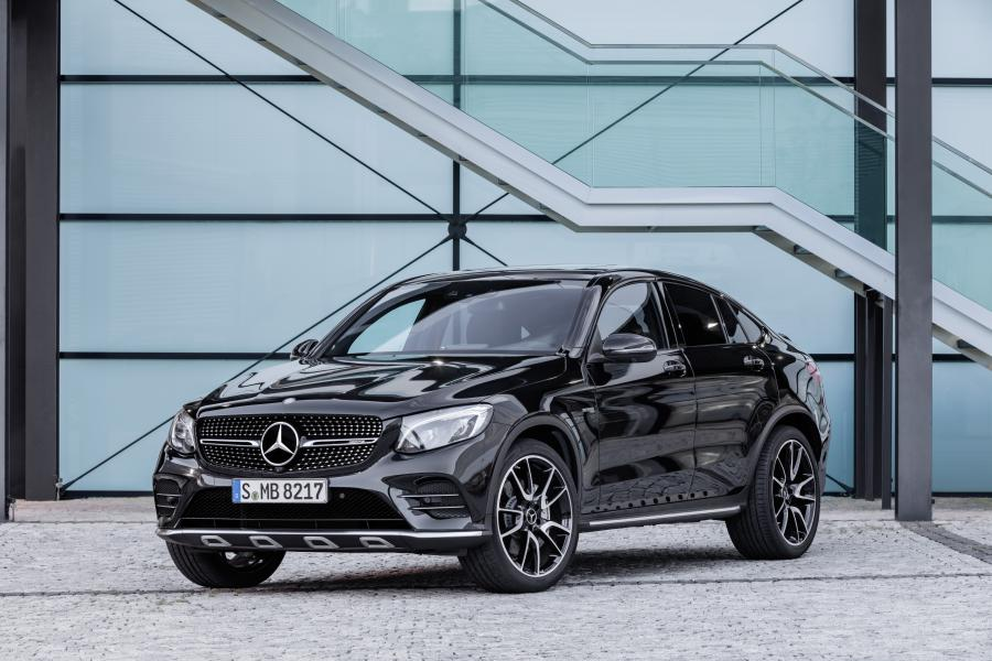 Mercedes-AMG GLC43 4Matic Coupe