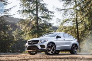 2016 Mercedes-AMG GLE43 4Matic Coupe