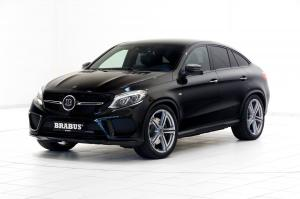 2016 Mercedes-AMG GLE43 Coupe B30 410 by Brabus