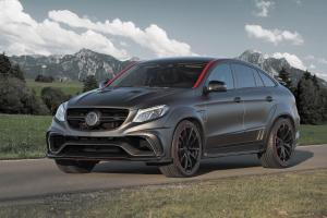 Mercedes-AMG GLE63 4Matic Coupe by Mansory 2016 года