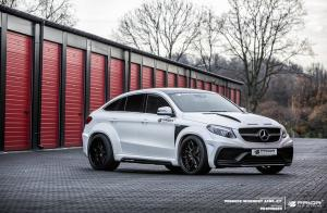 2016 Mercedes-AMG GLE63 Coupe PDG800X WB by Prior Design