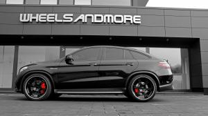 Mercedes-AMG GLE63 S Coupe Big Bang by Wheelsandmore 2016 года