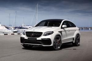 Mercedes-AMG GLE63 S Coupe Inferno by TopCar on ADV.1 Wheels (ADV5 M.V1 CS) 2016 года