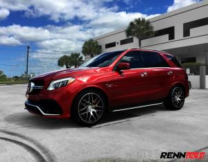 2016 Mercedes-AMG GLE63 S by RENNtech