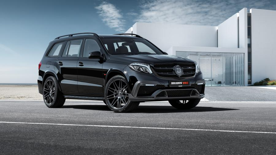 Mercedes-AMG GLS63 850 XL by Brabus (X166) '2016