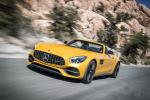 Mercedes-AMG GT C Roadster 2016 года (WW)
