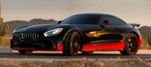 Mercedes-AMG GT R Drift '2016