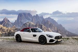 Mercedes-AMG GT Roadster 2016 года