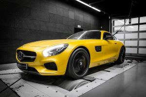 Mercedes-AMG GT S 4.0 Turbo by Mcchip-DKR '2016