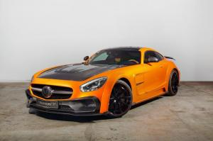 Mercedes-AMG GT S Orange by Mansory 2016 года