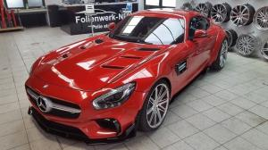 Mercedes-AMG GT S PD800GT by Prior Design 2016 года