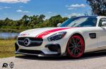 Mercedes-AMG GT S Stage 1 Turbo by RENNtech 2016 года