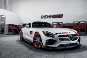 2016 Mercedes-AMG GT S Stage 1 Turbo by RENNtech