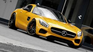 Mercedes-AMG GT S Startrack 6.3 by Wheelsandmore 2016 года