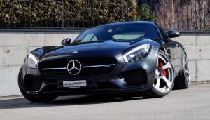 2016 Mercedes-AMG GT S by Cartech