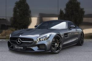 2016 Mercedes-AMG GT S by G-Power