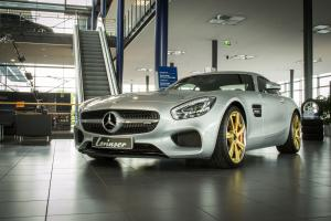 Mercedes-AMG GT S by Lorinser 2016 года