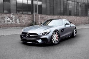 Mercedes-AMG GT S by MEC Design and DMC 2016 года