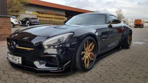 2016 Mercedes-AMG GT S by Prior Design and NRW