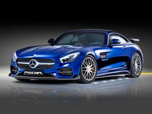 2016 Mercedes-AMG GT-RSR by Piecha Design