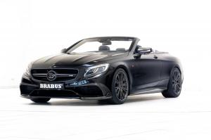 Mercedes-AMG S63 Cabriolet 850 by Brabus 2016 года