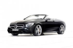 2016 Mercedes-AMG S63 Cabriolet by Brabus