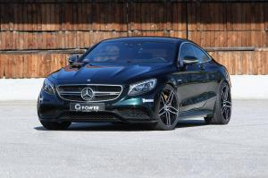 2016 Mercedes-AMG S63 Coupe Sledgehammer by G-Power