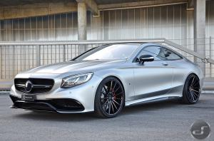 Mercedes-AMG S63 Coupe by DS Automobile 2016 года